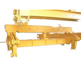 方坯吊钳、自动闭合带钢卷夹钳(ZS1002)