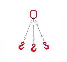 鋼絲繩索具常用組合