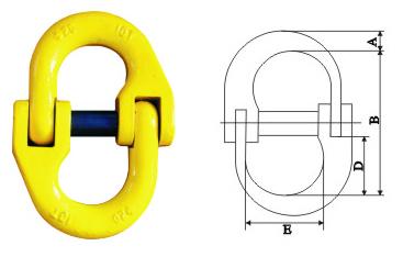 链条连接环和调节器(ZS0805)